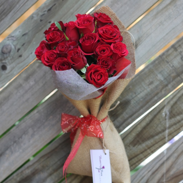 Blooming Flora | Rose Bunch |Online Delivery |Melbourne Florist